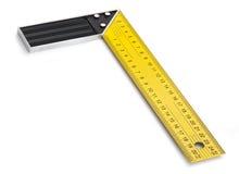 инструмент угла правый Стоковое Изображение RF