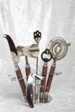 инструмент штанги установленный Стоковая Фотография RF