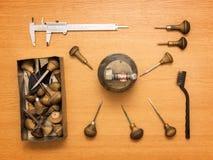 Инструмент ювелирных изделий Стоковая Фотография RF