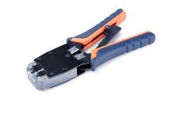 Инструмент Crimp Стоковое фото RF