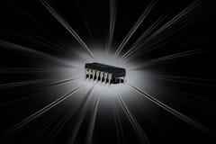 интегрированная цепь Стоковое фото RF