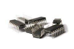 интегрированные цепи Стоковые Фотографии RF