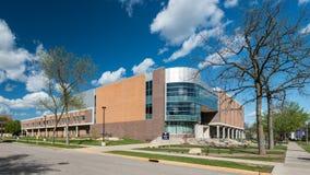 Интегрированный комплекс здоровья на государственном университете Winona Стоковое фото RF