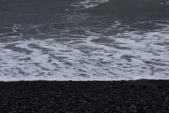 Интенсивные волны Справочные материалы Стоковое Фото