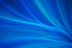 интенсивные светлые потоки Стоковое фото RF