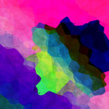 Интересная неровная красочная текстура предпосылки с голубым пинком бесплатная иллюстрация