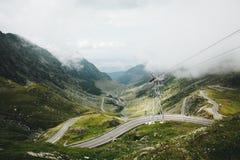 Интересная дорога Стоковое Изображение RF