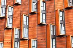 Интересные окна Стоковое Фото