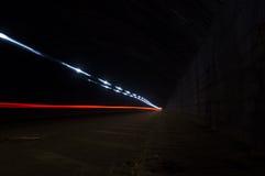 Интересные света искусства от машины скорой помощи Стоковые Фотографии RF