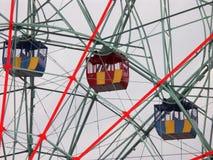 интерес колеса острова coney Стоковые Изображения RF