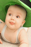 интерес ребенка Стоковая Фотография