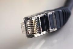 интернет кабеля Стоковые Изображения