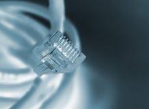интернет кабеля Стоковая Фотография