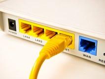 интернет локальных сетей Стоковое фото RF