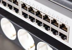интернет оборудования Стоковые Фото