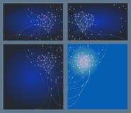 интернет принципиальной схемы дела гловальный Стоковое Фото