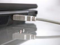 интернет соединения Стоковое Изображение