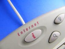интернет Стоковая Фотография