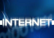 интернет Стоковая Фотография RF