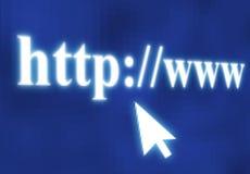 Интернет Стоковое Изображение
