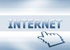 интернет Стоковые Изображения