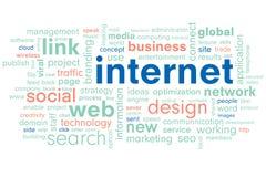 Интернет Стоковые Изображения RF