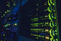 Интерфейс центров обработки информации стоковые изображения rf