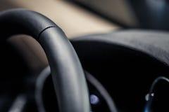 Интерьеры автомобиля Стоковые Изображения