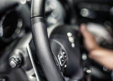Интерьеры автомобиля Стоковая Фотография