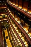 интерьеры здания самомоднейшие Стоковые Фотографии RF