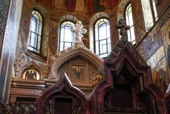 Интерьеры и изображения внутри исторических зданий Картины Стоковое фото RF