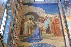 Интерьеры и изображения внутри исторических зданий Картины Стоковые Изображения RF