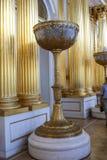 Интерьеры и изображения внутри исторических зданий Картины Стоковое Фото