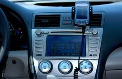 интерьер автомобиля Стоковое Фото