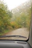 интерьер автомобиля Стоковая Фотография
