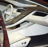 интерьер автомобиля Стоковые Фото