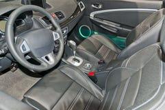 интерьер автомобиля Стоковые Изображения RF
