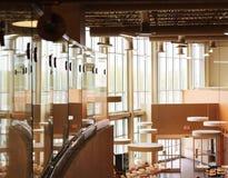 Интерьер архитектуры Стоковая Фотография RF