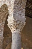 Интерьер базилики Porec Euphrasian, Хорватия Стоковые Изображения RF