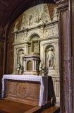Интерьер базилики Esztergom Стоковое фото RF