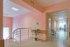 Интерьер больницы Star City Стоковое Изображение