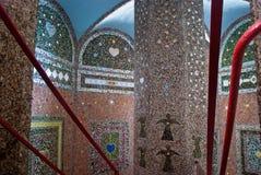 Интерьер бывшего Semaforo Borbonico в Палермо Стоковые Изображения