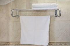 Интерьер ванной комнаты в пансионе Стоковое Изображение