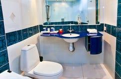 интерьер ванной комнаты Стоковые Фотографии RF