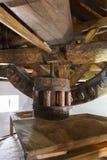 Интерьер ветрянки; Campo de Criptana; Ла Mancha Кастилии; Курорт Стоковые Фотографии RF