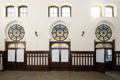 Интерьер вокзала Sirkeci Стоковое Фото