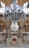 Интерьер дворца Chowmahalla стоковые фотографии rf