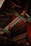Интерьер дворца Gyeongbokgung Стоковое Фото