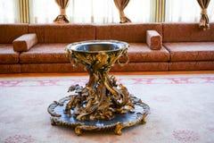 Интерьер дворца Topkapi Стоковое Изображение