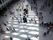 Интерьер всемирного торгового центра Стоковое Изображение